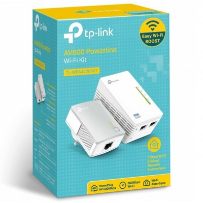 Starter Kit Powerline AV500 Wireless N 300Mbps con 2 porte Ethernet