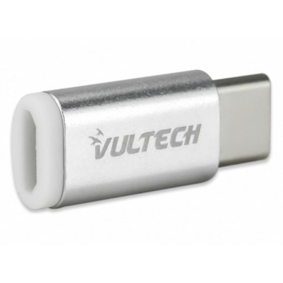 Adattatore Vultech ADP-01 Micro USB 2.0 to Type C