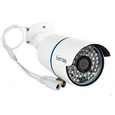 IR COLOR CCD CAMERA BULLET 3.0MP 3,6MM 48LED AHD
