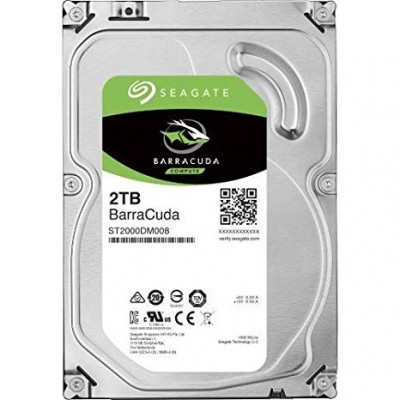 "HD3,5"" 2TB Seagate Barracuda ST2000DM008"