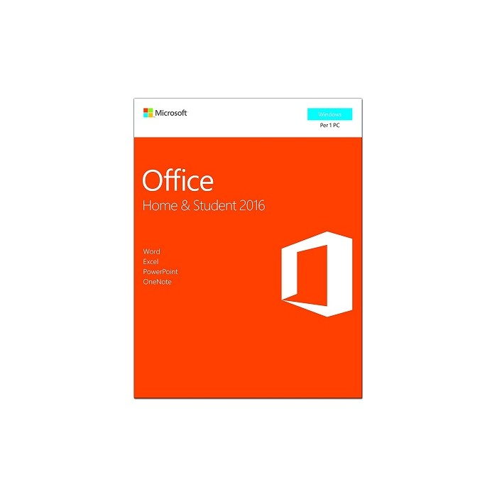 Microsoft Office 2016 - Home & Student