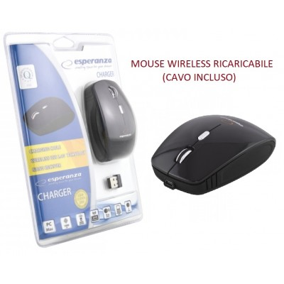 ESPERANZA MOUSE WIRELESS CHARGER