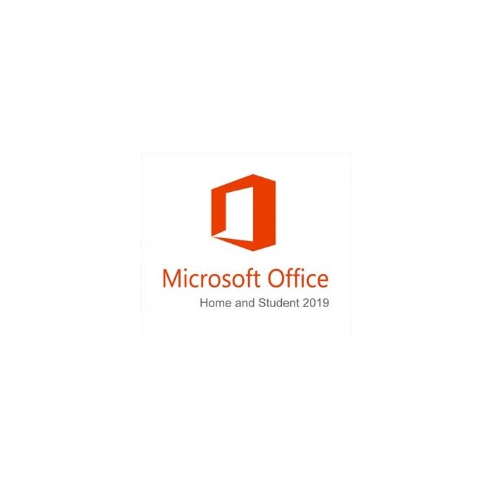 Microsoft Office 2019 - Home & Student