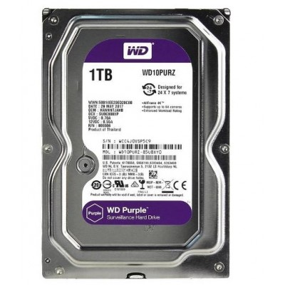 "HD3,5"" 1000GB WD PURPLE WD10PURZ"