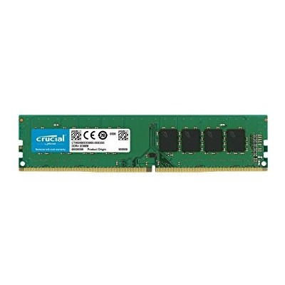 Simm DDR4 PC2666 4GB CL19 Crucial