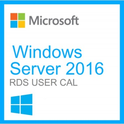 WINDOWS SERVER 2016 RDS 20 USER CALS
