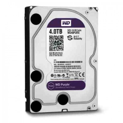 "HD3,5"" 4000GB WD PURPLE WD40PURZ"