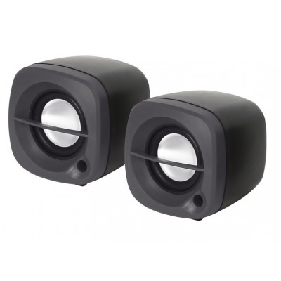 OMEGA SPEAKERS OG-15 6W BLACK USB