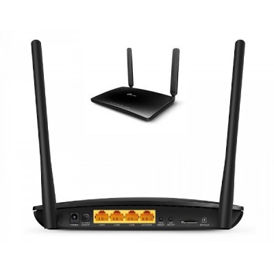 Router 4G LTE Wireless 300Mbps MR6400