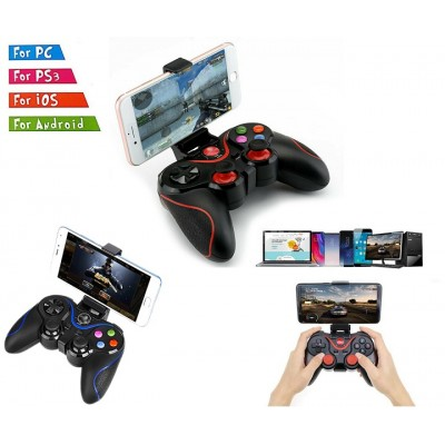 JOYPAD BLUETOOTH PC IPHONE ANDROID
