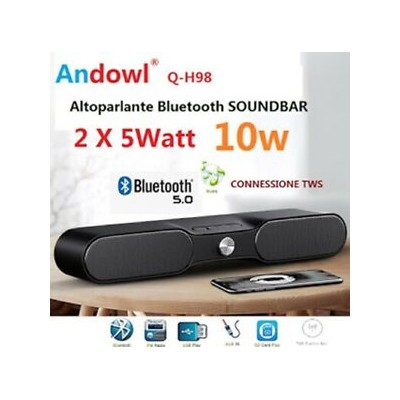 CASSA BLUETOOTH SOUND BAR