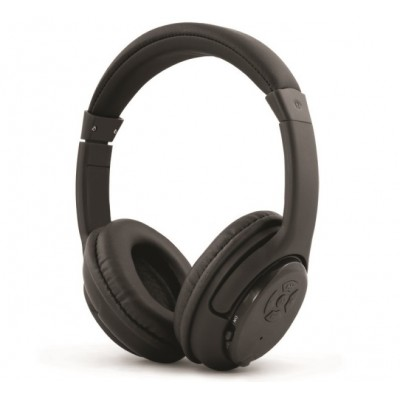 STEREO HEADPHONES BLUETOOTH LIBERO BLACK