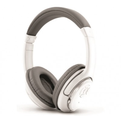 STEREO HEADPHONES BLUETOOTH LIBERO WHITE