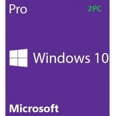 Windows 10 Professional 2PC