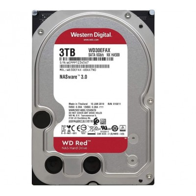 "HD3,5"" RED WD30EFAX 3TB SATA3"