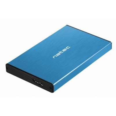 "Box HD 2,5"" Sata Usb 3.0 Natec Blu"