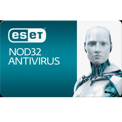 Eset Nod 32 Antivirus 3PC 1Anno ESD