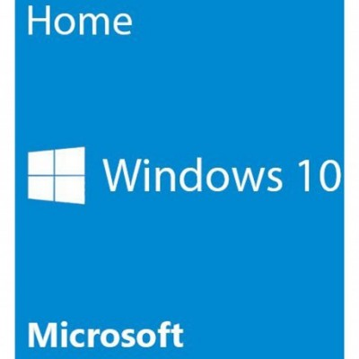 Microsoft Windows 10 Home 32/64 Bit