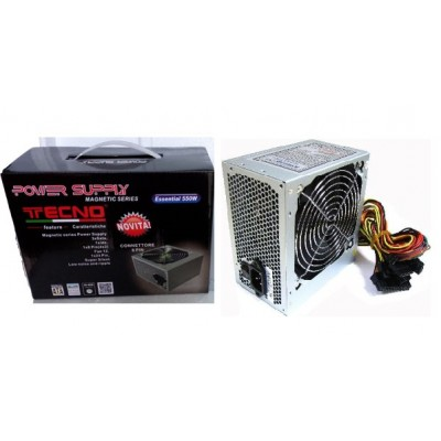 ALIMENTATORE TECNO 550W BIG FAN - ESSENTIAL