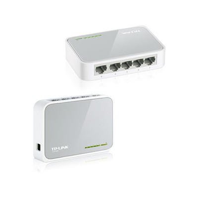 Switch Hub 10/100 Mbps 5 porte RJ45 SF1005D