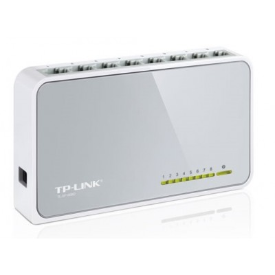 Switch 8 porte Ethernet TP-LINK SF1008D
